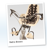 Bobike Mini Retro Brown- Free Shipping!!!